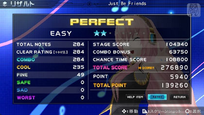 Just Be Friend EASY Perfect